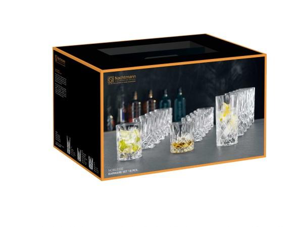 Nachtmann Noblesse Barware Gläser Set 18-teilig