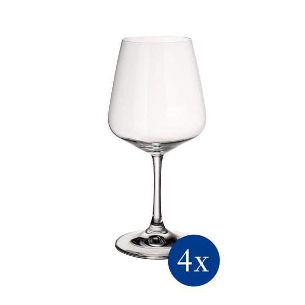 Villeroy & Boch Ovid Rotweinglas 590 ml 4er Set